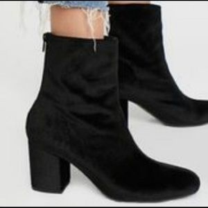 Black Free People boot size 7